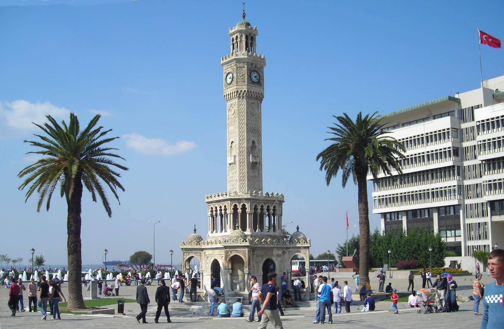 İzmir İnşaat Sektöründe En Gözde İl!
