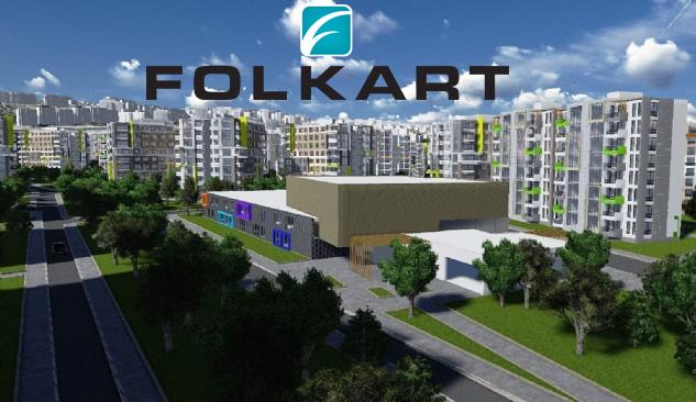 Folkart'tan Uzundere Kentsel Dönüşüm İhalesine 2. Kez Teklif