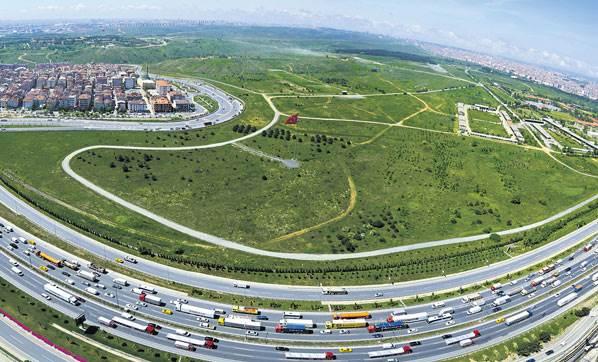 100 bin metrekareden büyük 375 askeri alan var!