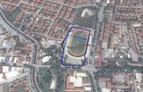 TOKİ Sakarya Şehir Stadının Eski Yerini 77,9 Milyon Liraya Satışa Çıkardı!