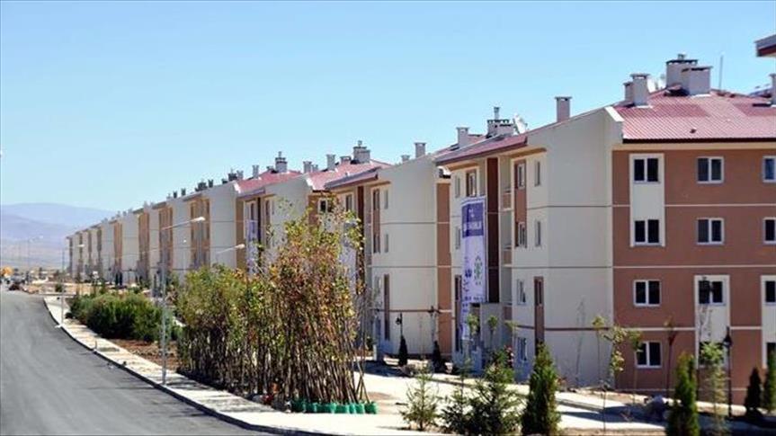 TOKİ'den Ankara'ya 6 Bin 441 Yeni Konut!
