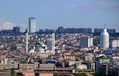 Ankara Altındağ'da İcradan 74.9 Milyon TL'ye Satılık Arsa!