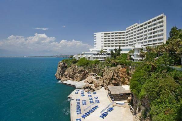 Antalya'nın İlk 5 Yıldızlı Oteline İmar İzni Çıktı