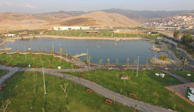 İzmir'in İlk Doğal Göl Parkı Menemen'de Açıldı