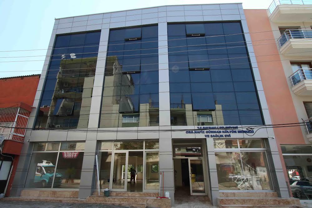 Nafiz Gürman Kültür Merkezi Ve Sağlık Evi Açılıyor