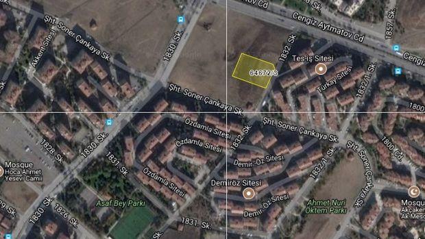 Ankara Büyükşehir'den Satılık 14 Arsa