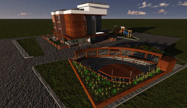 Buca Gençlik Merkezi Ekim Sonunda Açılıyor