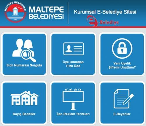Maltepe Belediyesi Emlak Vergisi Sorgulama Maltepe Belediyesi Emlak Borcu Odeme Maltepe Belediyesi Emlak Borcu Sorgulama