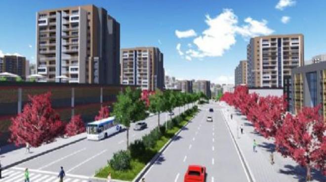 Bakanlık Karabağlar'da Kentsel Dönüşüm Çalışmalarına Başlıyor