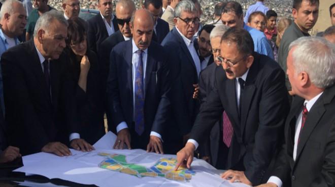 Özhaseki Karabağlar'daki Dönüşüm Projesini Anlattı