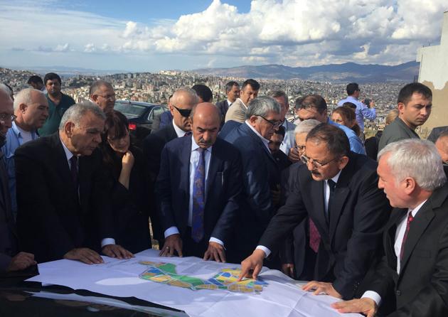 Karabağlar Cennetçeşme'de Kentsel Dönüşüm 2017'de Başlıyor