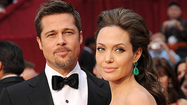 Jolie-Pitt Çifti 400 Milyon Dolarlık Konutları Paylaşacak