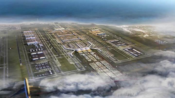 Üçüncü Havalimanı Fiyatları Uçuracak