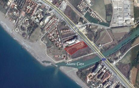 Antalya Manavgat'a 280 Odalı Otel Geliyor