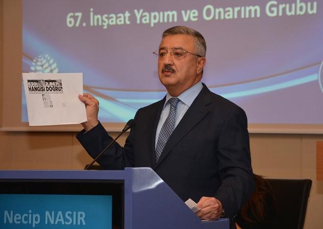 Necip Nasır'dan Erken Seçim Kararı Alan Ekrem Demirtaş'a Sert Tepki