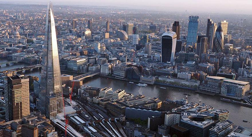 Londra'da Konut Fiyatları Yüzde 6 Arttı