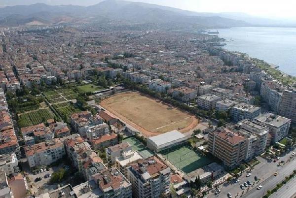 Karşıyaka Stadı İmar Planı Askıya Çıktı