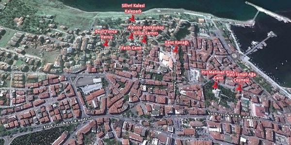 Silivri Fatih ve Cumhuriyet Mahalleleri imara açılıyor!