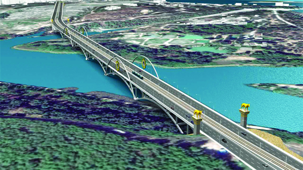 Devlet Bahçeli Köprüsü Ne Zaman Açılacak?