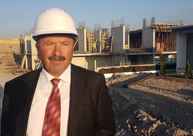 Ahmet İpek: Ovacık'ta Modern Konut Projeleri Yükseliyor
