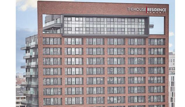 House Hotel Bomonti'de Yeni Otel Projesi