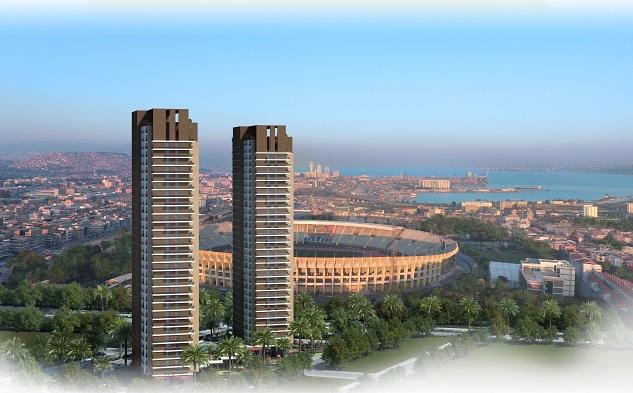 DAP Yapı İzmir Projesinin Adı Belli Oldu
