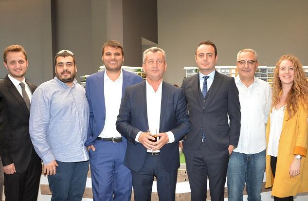 Yücesoy Statü Satış Ofisi Açıldı
