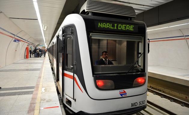 Narlıdere Metrosu 20 Aralıkta İhaleye Çıkıyor