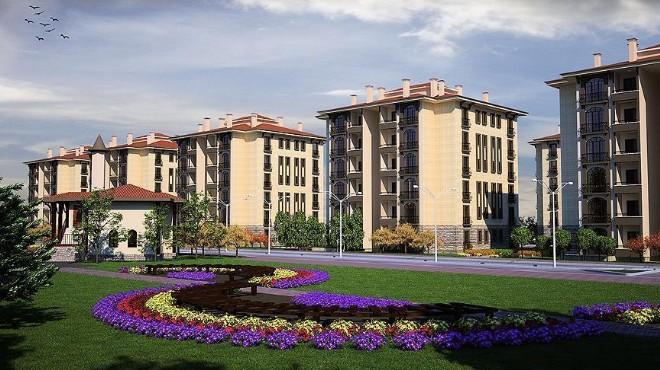 İzmirdeki Roman Vatandaşlara TOKİ Müjdesi