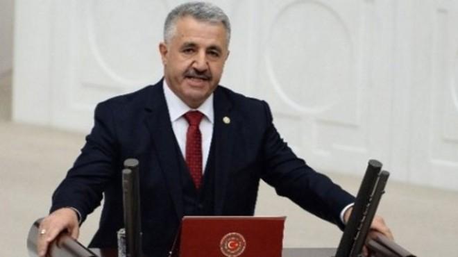 Bakan Arslan 'İzmir projeleri' İçin Tarih Verdi