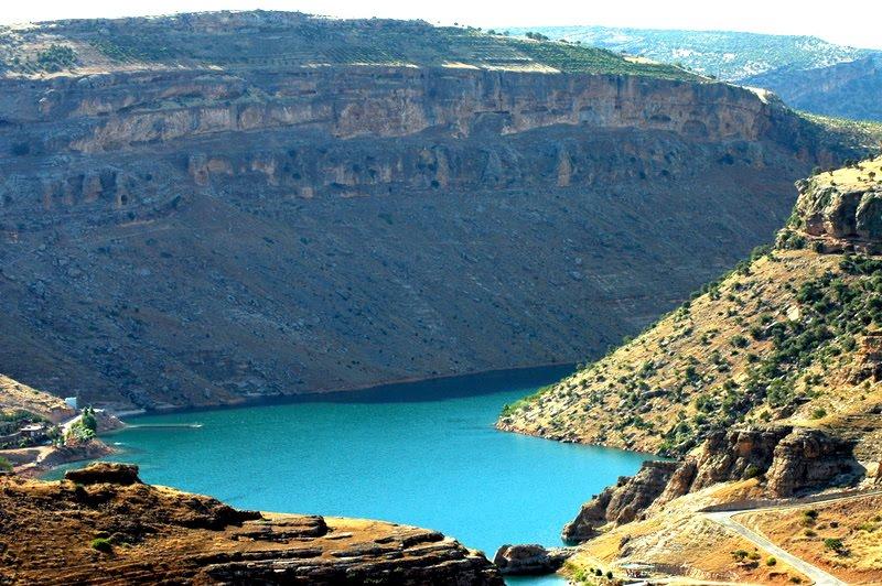 Diyarbakır'da 6 barajın inşaatı devam ediyor