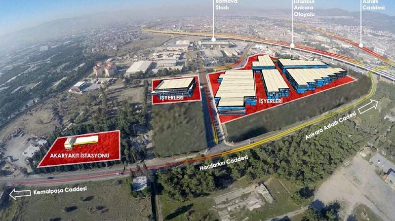 Ekrem Demirtaş'ın 78 Milyona Aldığı Arsanın İmarı Durduruldu