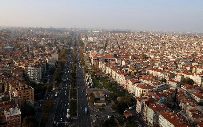 Konutta Satış Rekoru İstanbulda