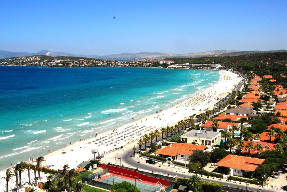 İzmir'in Tatil Beldelerinde Konut Fiyatları Arttı