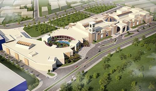 Agora Antalya AVM Açıldı