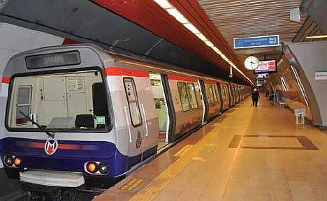 Yenikapı-İncirli-Sefaköy Metro Projesi Başlıyor
