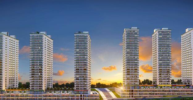Mina Towers'ta Satışlar Başladı!