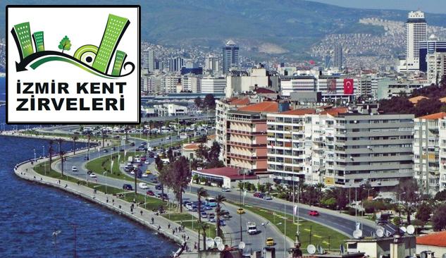 İzmir Kent Zirveleri 30 Kasımda!