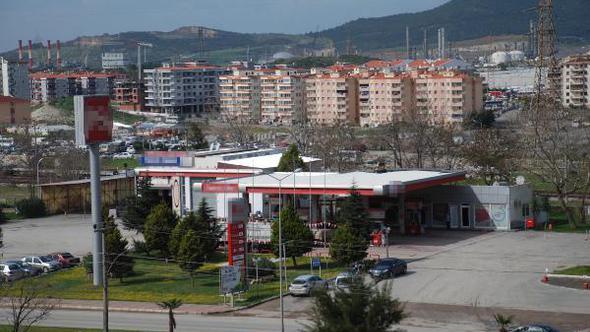 İzmir'deki Benzin İstasyonu İhalesi İptal