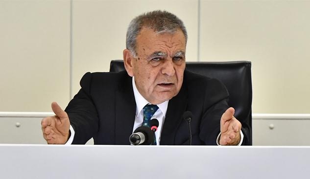 Aziz Kocaoğlu'ndan İzmirli Müteahhitlere Çağrı!