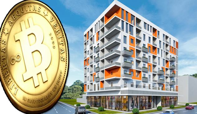 İzmir'de Bitcoin ile Konut Satışı Başladı!