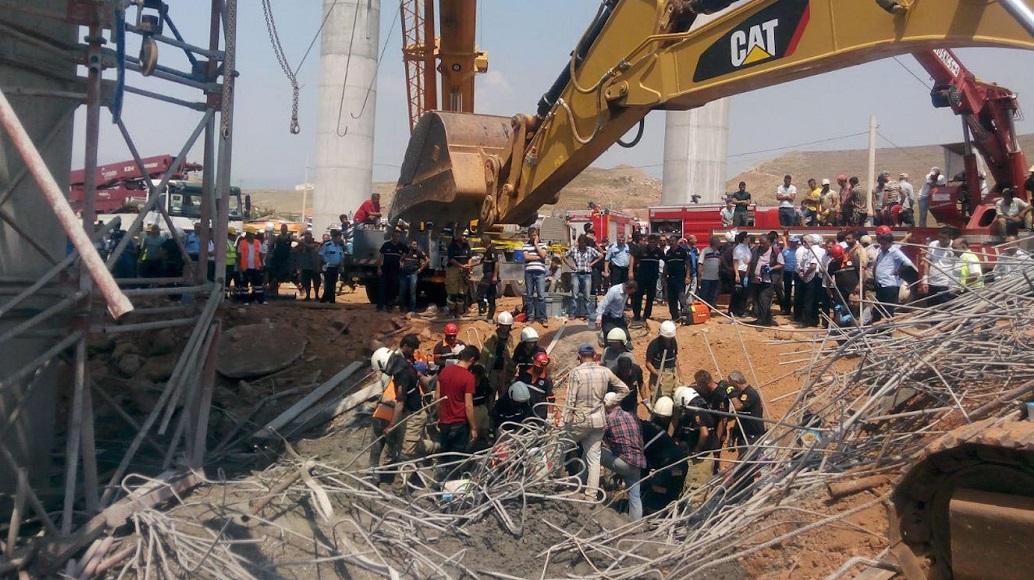 İş Kazalarının Türkiye'ye 1 Yıllık Maliyeti 80 Milyar TL