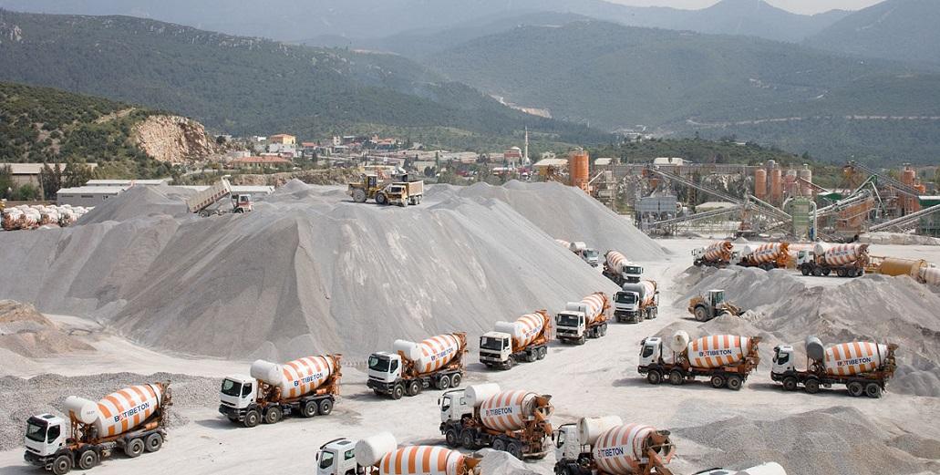 Çimento Satışları Yüzde 3.9 Arttı