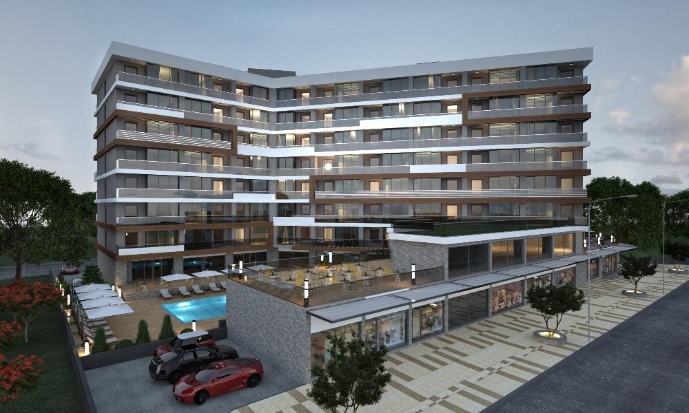 Ege Nova Suite Satışta! 205 Bin TL'den Başlıyor