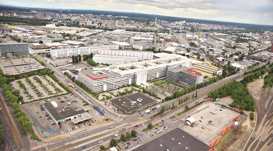 Sinpaş Avrupa'daki AVM Kira Gelirini Yüzde 306 Artırdı
