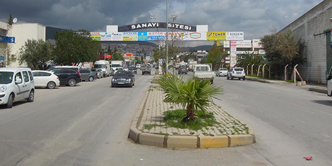 İzmir'deki 3 Sanayi Sitesi Taşınıyor