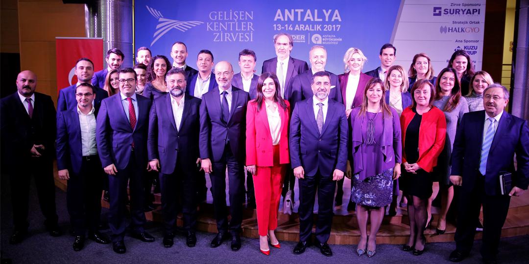 Antalya'nın 4.5 Milyar Liralık 11 Dev Projesi
