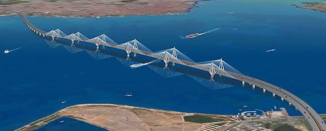 Çanakkale Köprüsü'nün Dünyanın En Uzun Aralıklı Köprüsü Olacak