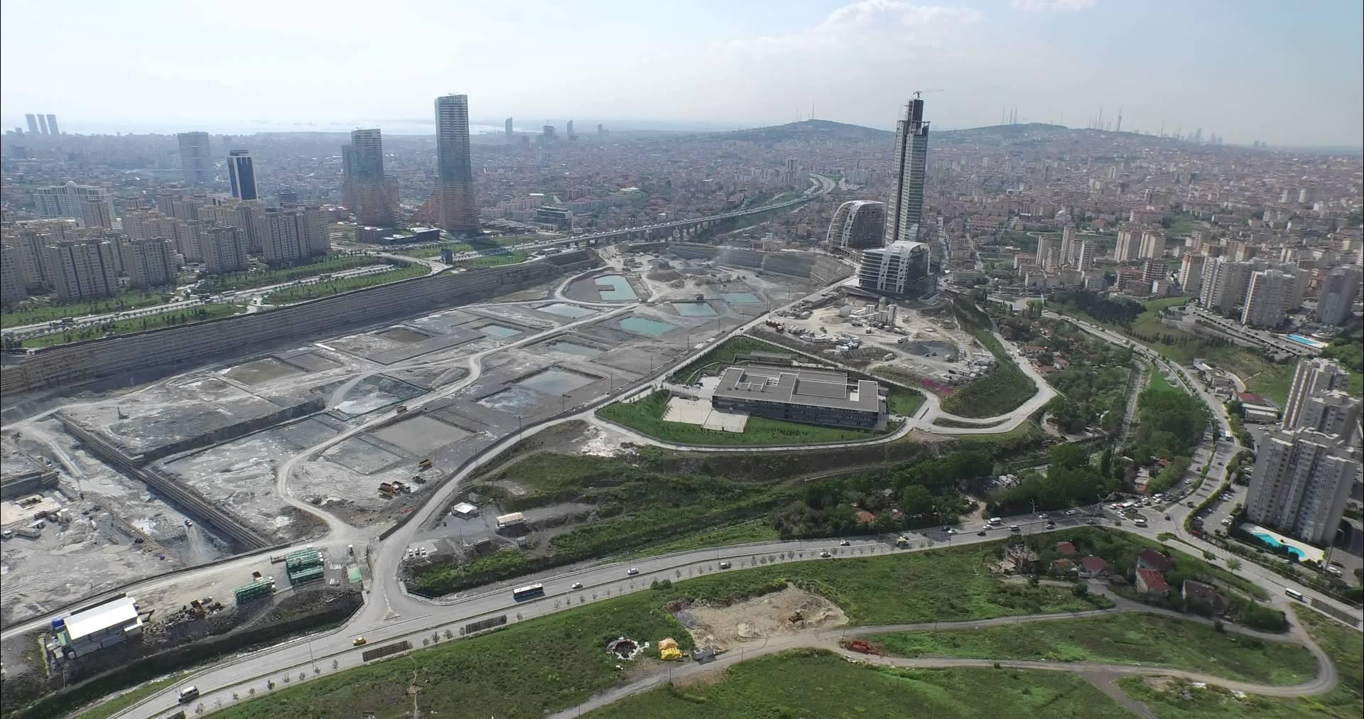 İstanbul Finans Merkezi Açılış Tarihi 2018'e Ertelendi