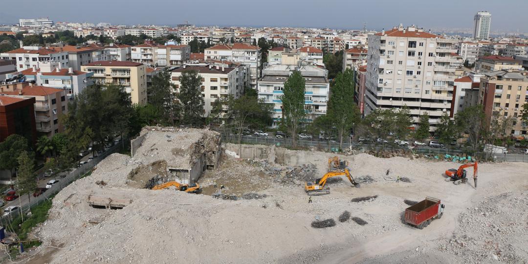Alsancak TRT Blokları İmar Planı İptal!
